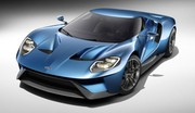 Ford GT 2016 : le supercar américain de retour en force au Salon de Detroit