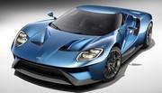 Nouvelle Ford GT 600 ch et plus pour la supercar Américaine