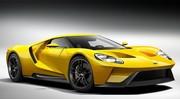 Ford ressuscite la GT40 : Plus de 600 chevaux !