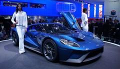 Nouvelle Ford GT : une supercar prévue pour 2016