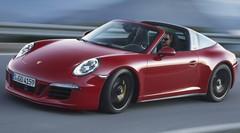 Porsche 911 Targa 4 GTS : Territoire inexploré