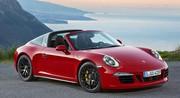 Porsche 911 Targa 4 GTS : La meilleure des 911 ?