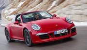 Porsche 911 Targa 4 GTS, 30 en plus