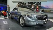 Buick Avenir Concept : elle trace le futur