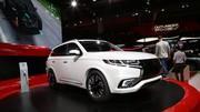 Les ventes de Mitsubishi ont bondit de 28% en Europe