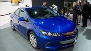 Chevrolet Volt II : révision complète pour 2015
