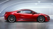 Honda NSX : la version définitive