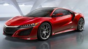 La Honda NSX sera commercialisée en France début 2016