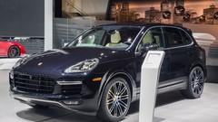 Porsche Cayenne Turbo S (2015) : premières photos officielles