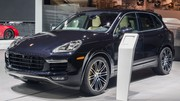 Porsche Cayenne Turbo S 2015 : Toujours plus de muscles pour le SUV teuton