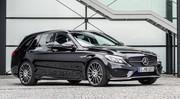 Mercedes C450 AMG 4 Matic, petite joueuse ?