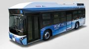 Toyota teste un bus Toyota/Hino à pile à combustible