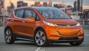 Chevrolet lève le voile sur un concept de citadine branchée