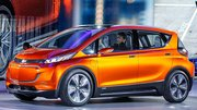 Chevrolet Bolt, l'électrique pour battre Tesla et Nissan