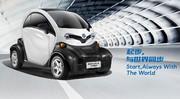 Une marque chinoise copie le Renault Twizy