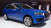 Audi Q7 2015 : La seconde génération débarque à Detroit