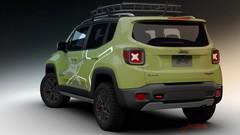 Jeep exposera deux Renegade Off-Road Mopar