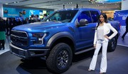 Ford F150 Raptor (2015) en direct de Detroit