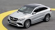 Mercedes-AMG dévoile les GLE 63 S Coupé et GLE 63 Coupé