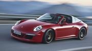 Porsche 911 Targa 4 GTS : mélange des genres