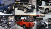 Detroit 2015 : Le pick-up en plein boom