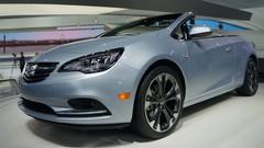 La Buick Cascada se dévoile au salon de Detroit 2015