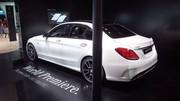 Mercedes C450 AMG Sport et C350 Hybrid Plug-In