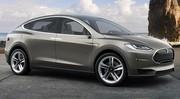 Tesla Model X : fort de 700 ch !