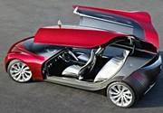 Mazda Ryuga Concept : L'effet papillon