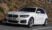 BMW Série 1 facelift 2015 3 et 5 portes : les premières infos et photos officielles