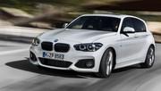 BMW Série 1 restylée (2015) : premières photos officielles
