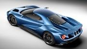La Ford GT renaît de ses cendres au salon de Détroit