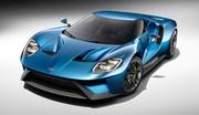 La Ford GT passe au V6