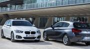BMW dévoile la Série 1 restylée : enfin jolie !
