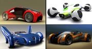 Le concours de design Peugeot : Le Lion ratisse la Toile