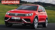 Volkswagen Tiguan GTE : Intégralement sobre