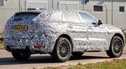 Jaguar F-Pace : Les premiers clichés !