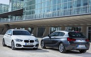 Gros restylage pour la BMW Série 1 !