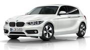 BMW Série 1 restylée