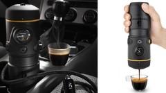 Handpresso Auto : embarquez votre machine à expresso
