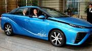 Toyota Mirai : première livraison, 1.500 commandes