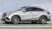 Mercedes AMG GLE 63 Coupé 2015 Le SUV coupé 4 portes hautes performances