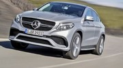 Mercedes-AMG GLE 63 Coupé 4MATIC : l'anti-X6 M