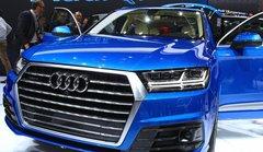 Audi Q7 : tout en démesure