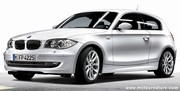 La BMW série 1 multi-optimisée