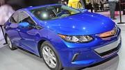 Detroit 2015, General Motors unique leader écolo