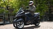 Essai Yamaha Tricity : le scooter à trois roues au poids plume