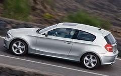 BMW série 1 : maintenant en trois portes