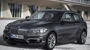 Le 3 cylindres est arrivée dans la BMW série 1