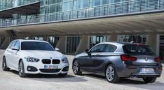 BMW série 1 : restylage précoce